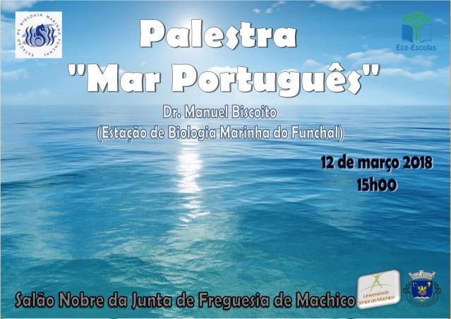 Eco-Escolas - Cartaz Mar Português